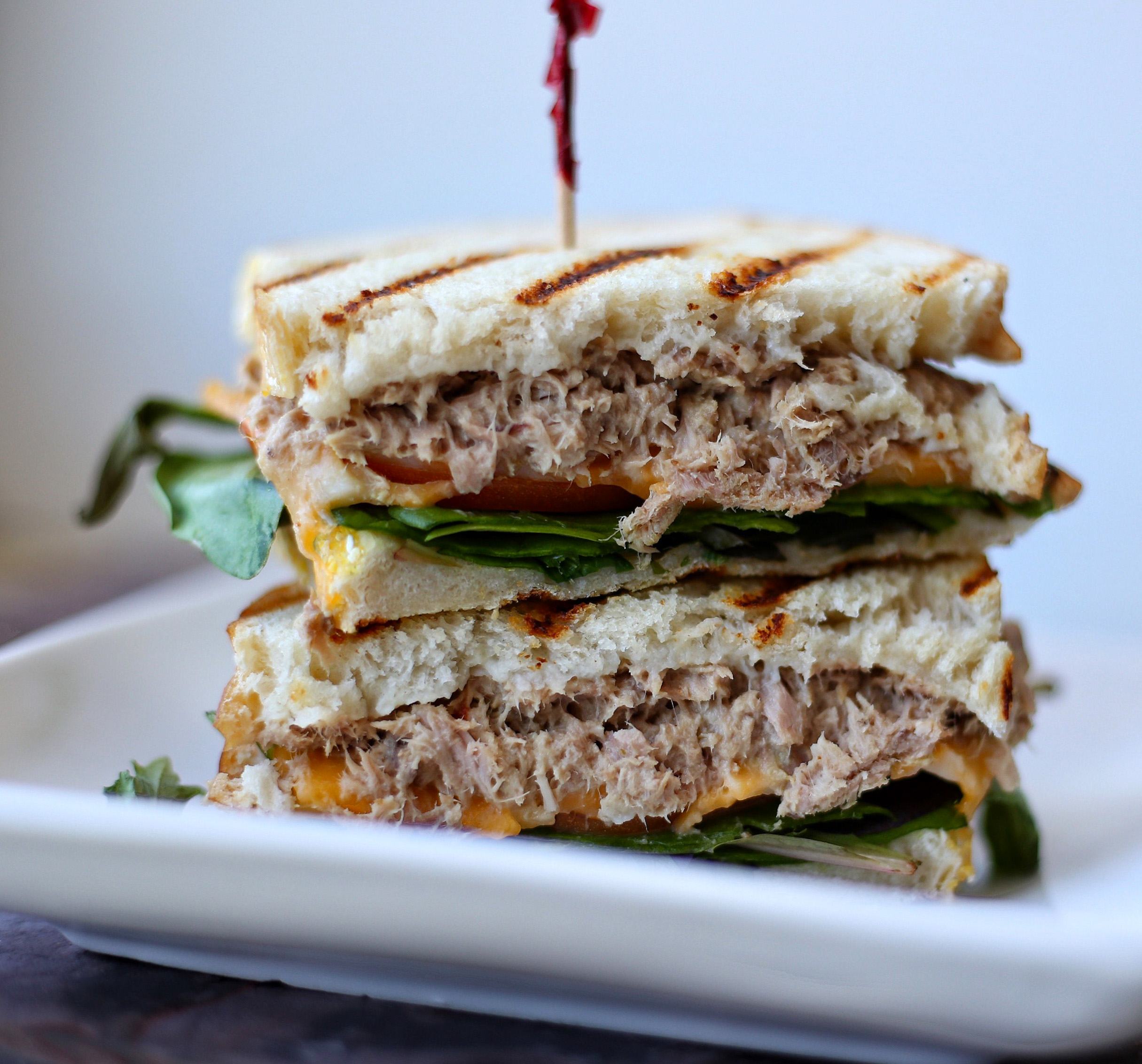 Grilled Spicy Tuna Sandwich - Afrovitalityeats
